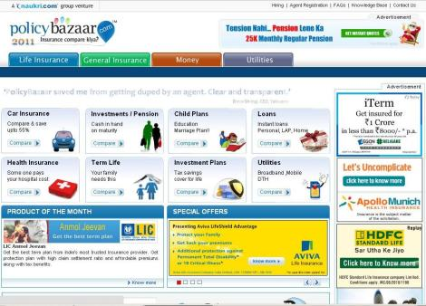 Naukri.com's foray into insurance